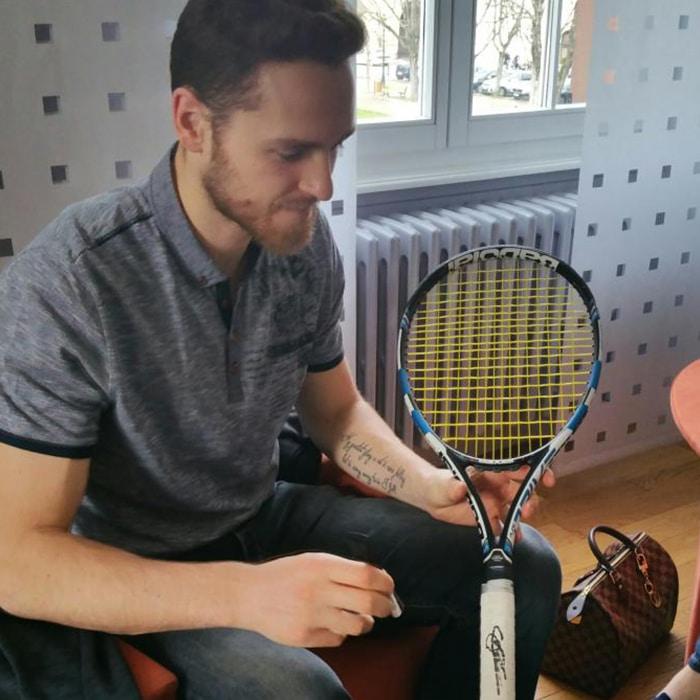 Rencontre avec Albano OLIVETTI - 4 avril 2016